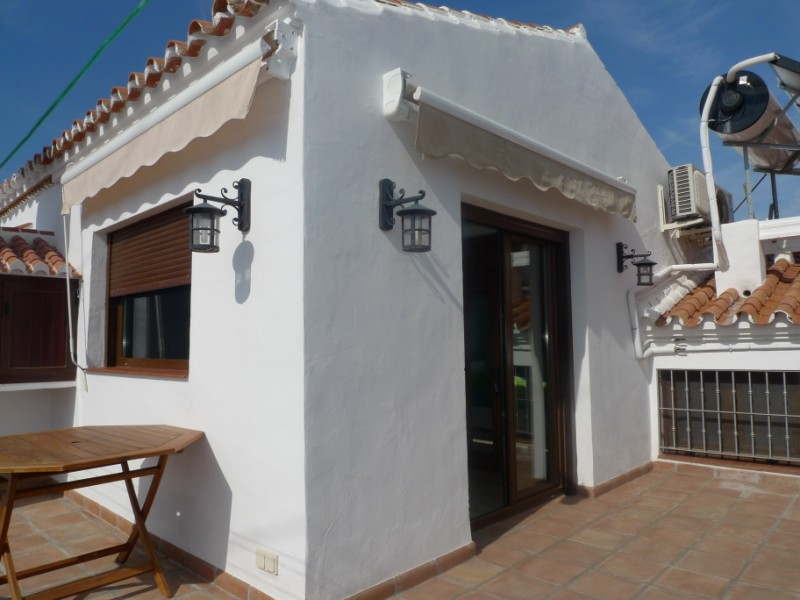 3 BR Townhouse with separate apartment for sale in Almijara III, Nerja