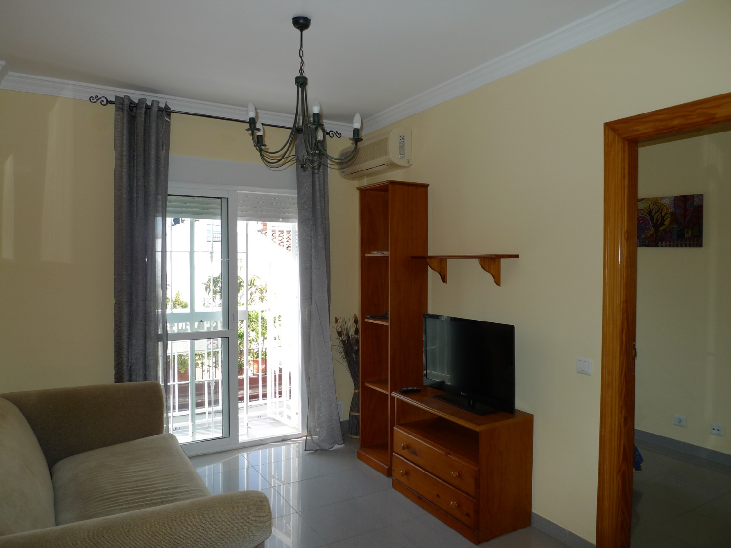 3-bedroom apartment for sale in the old town of Nerja
